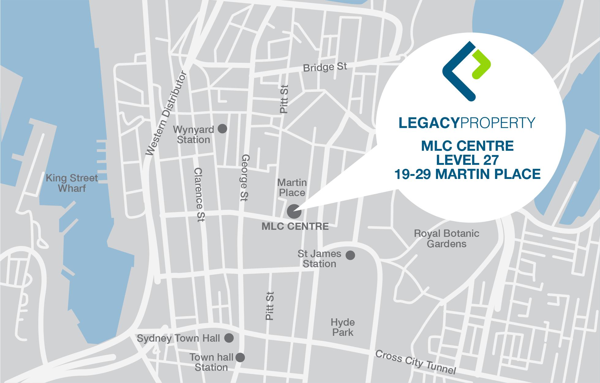 Legacy Property Map