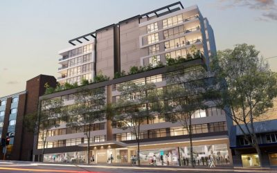 Developer sets sights on CBD