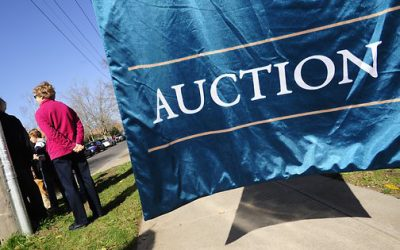 Auction clearance rates continue to impress
