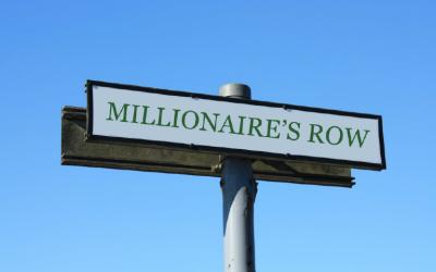Sydney's new millionaire suburbs