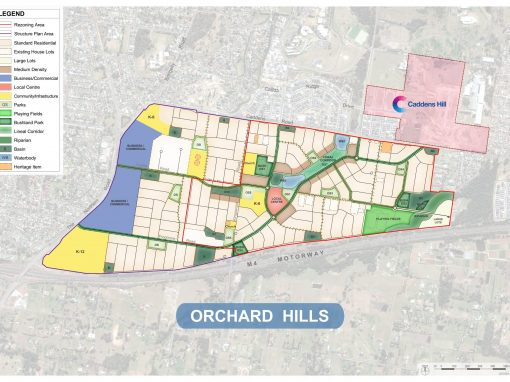 Orchard Hills – NSW