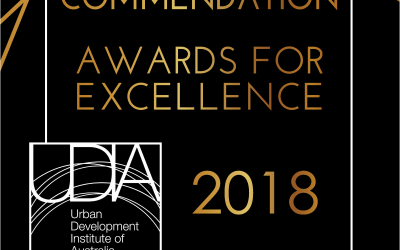 UDIA Awards – Commendation for Caddens Hill