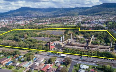 Legacy Property enters into an agreement for development site in the Illawarra